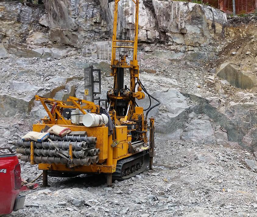 Test de sol pour construction tude g otechnique capacit portante - Prix etude de sol pour construction ...